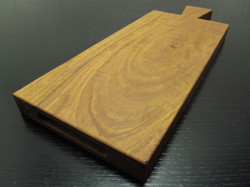 Cutting Board with Slot Handle.