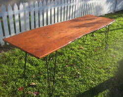 River Red Gum Table.