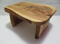 Japanese Cedar Occasional Table.