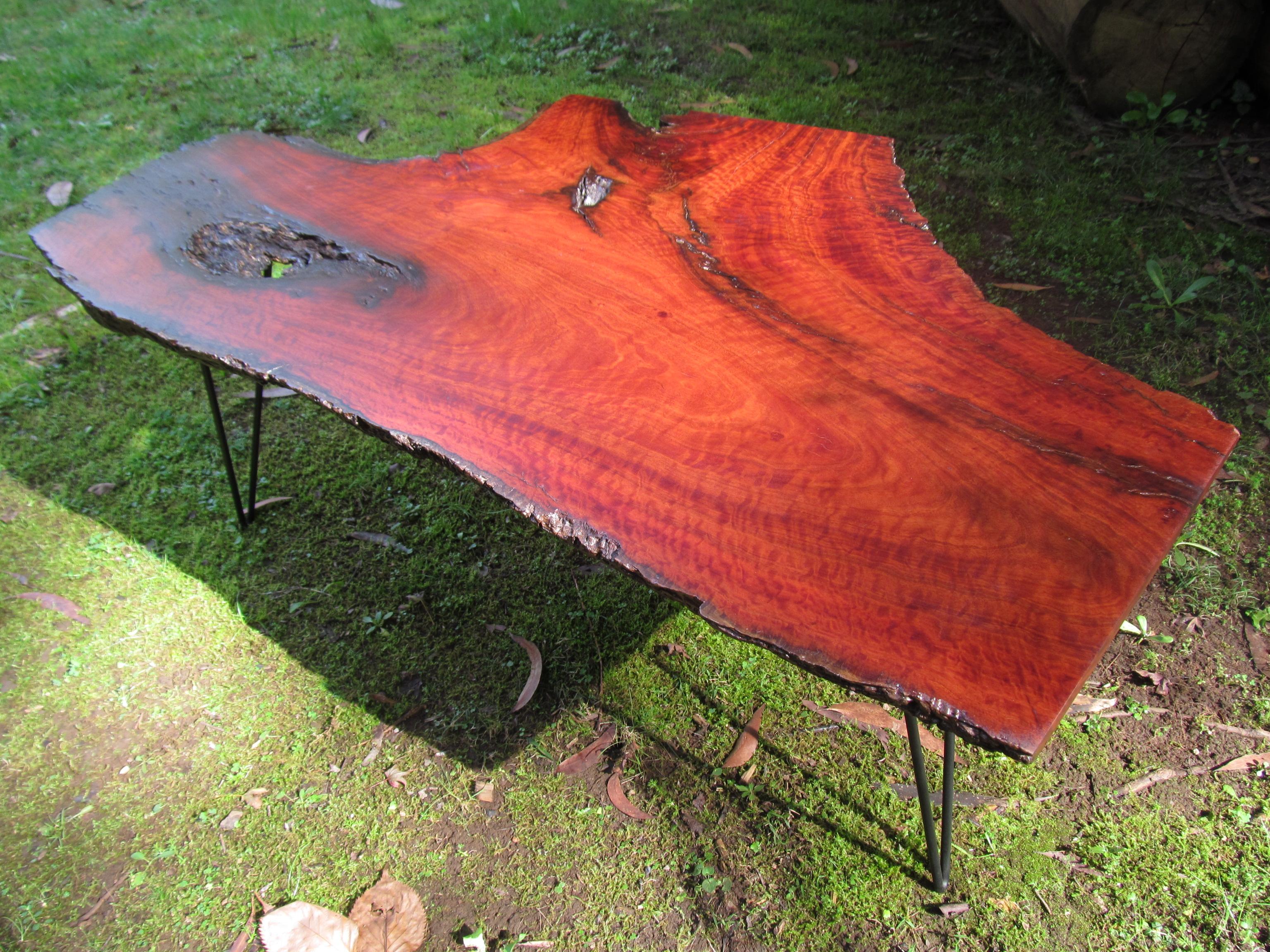 River Red Gum Slab Table.