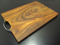 Cutting Board with Handle.