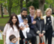 Families of Jewish students are part of the Jewish community at Hamilton College