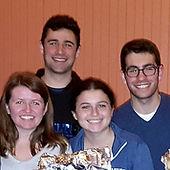 Hamilton Students Love Coming to Chabad