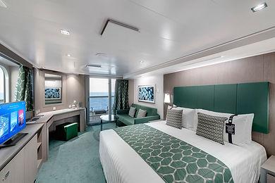 MSC Cruises MSC Seaview Accommodation Su