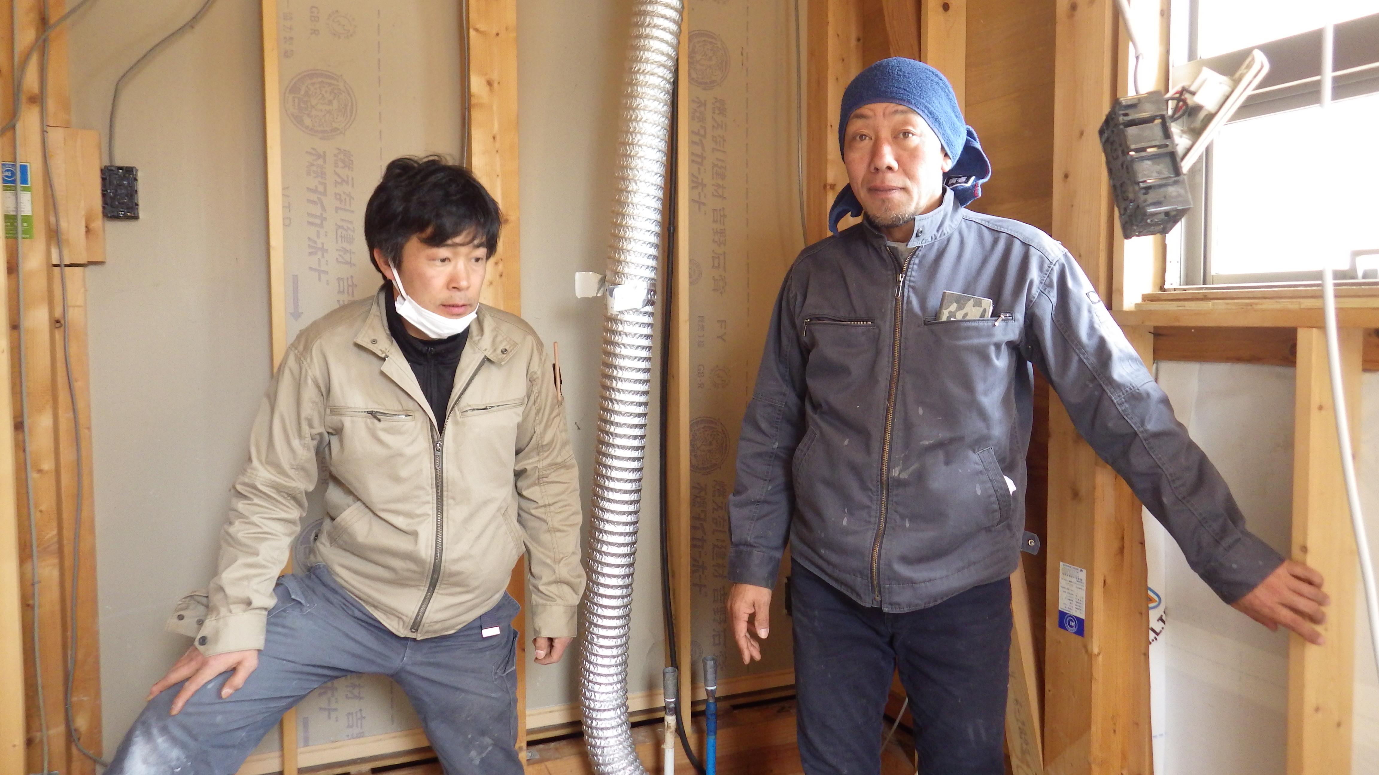 住宅設備は俺たちに聞け!上野設備工業さん