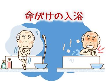 命がけの入浴.png