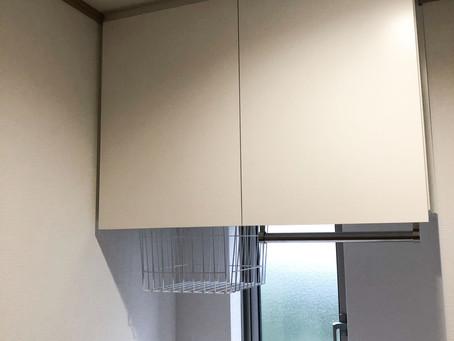 10.16 洗濯機上の吊戸