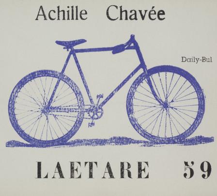 Laetare 59 par Achille Chavée