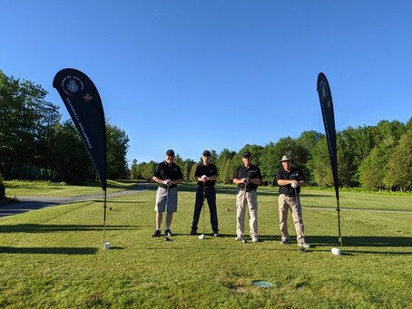 Modest Tree Tees Off at the Gage Soldier On Charity Golf Classic