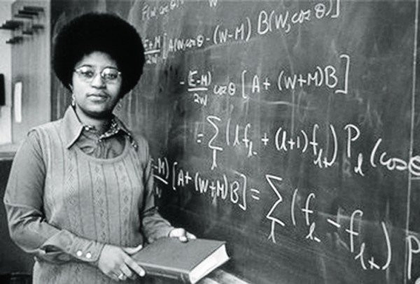 Woman of Tech, Dr. Shirley Jackson, during her time at MIT