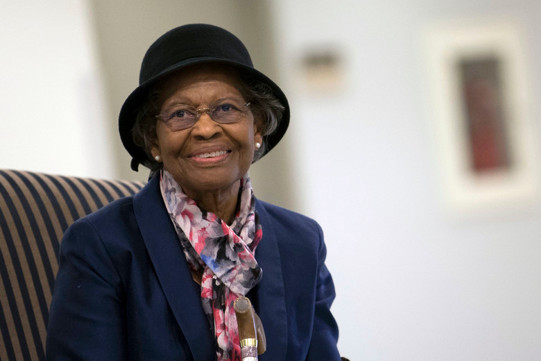 Still of founding woman of tech, Dr. Gladys West