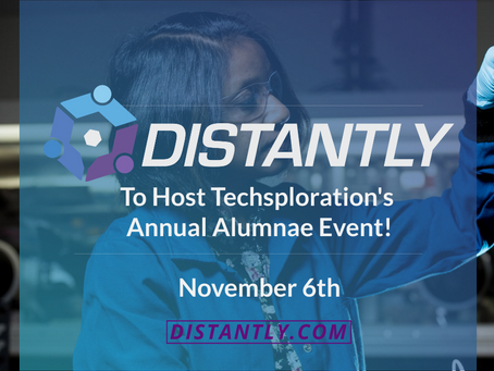 """Techsploration's 2020 Online Alumnae Conference to Run on Modest Tree's """"Distantly"""""""
