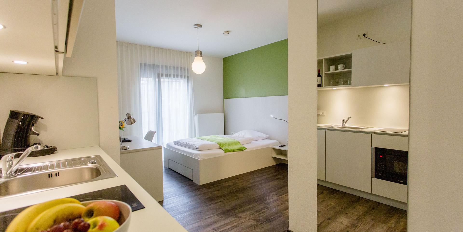 Überblick Basic Apartment