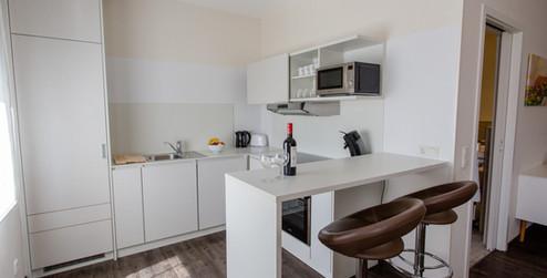 Küche Exklusive Apartment
