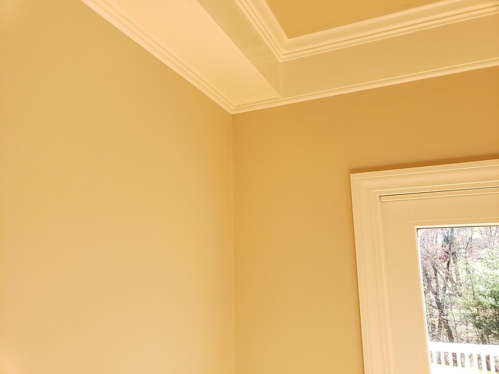Interior contractor paint