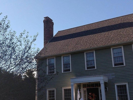 Roof Replacement review from Sterling, MA