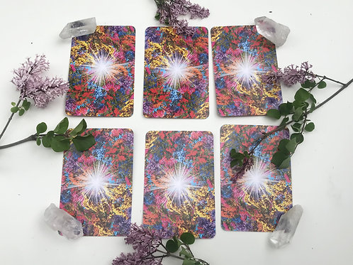 Soul Purpose Card Reading (60 Minutes)