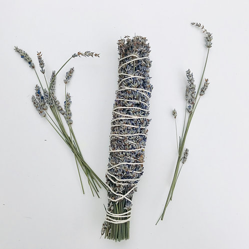 French Lavender Herbal Wand