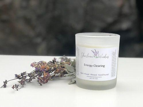 7oz Energy Clearing Candle
