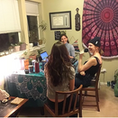 Sage Sisters Podcast  Altar Building, The Clairs (psychic senses), and Oracle Cards with Sharlean Windus