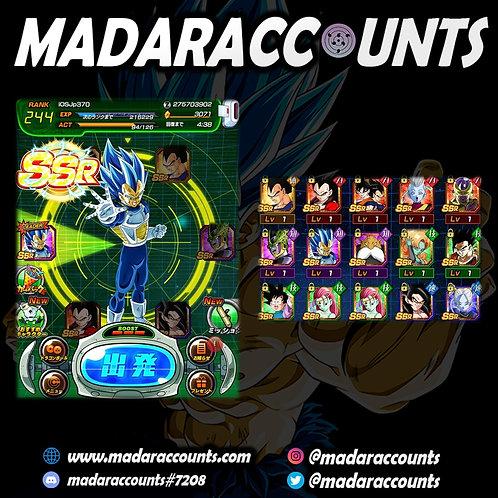 iOS/JP: Legendary Account #370