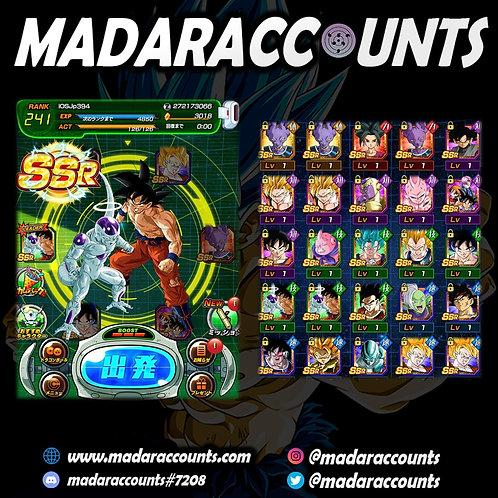 iOS/JP: Legendary Account #394