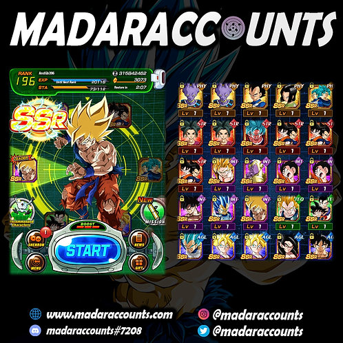 Android/Global: Legendary Account #396
