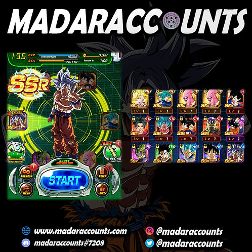 Android/Global: Legendary Account #395