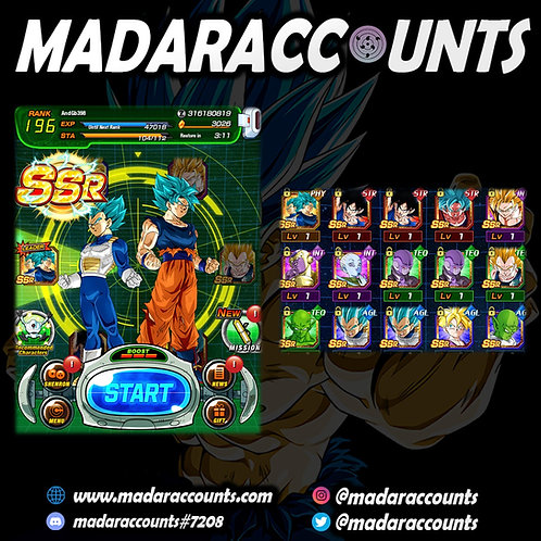 Android/Global: Legendary Account #398