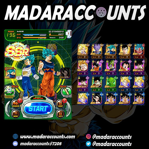 Android/Global: Legendary Account #390