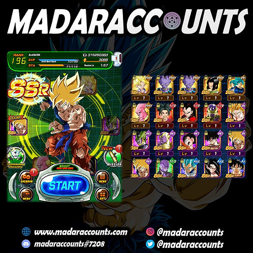 Android/Global: Legendary Account #394