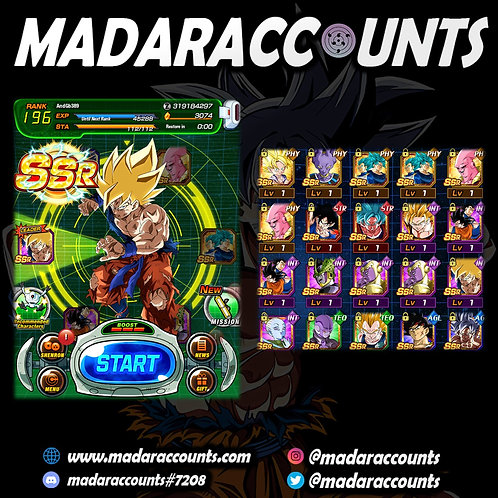 Android/Global: Legendary Account #389