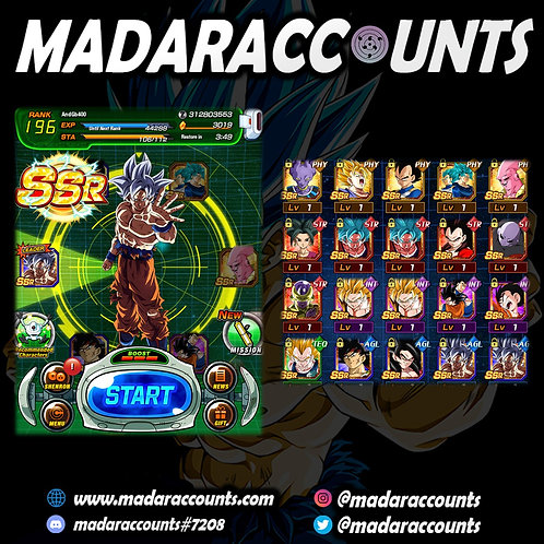 Android/Global: Legendary Account #400