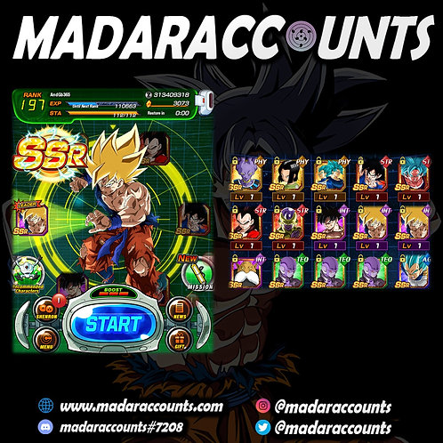 Android/Global: Legendary Account #365