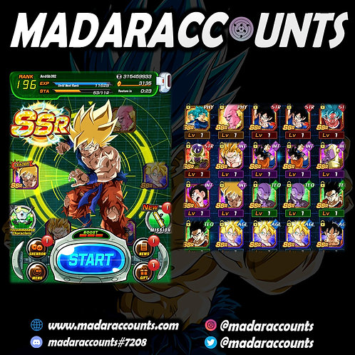 Android/Global: Legendary Account #392
