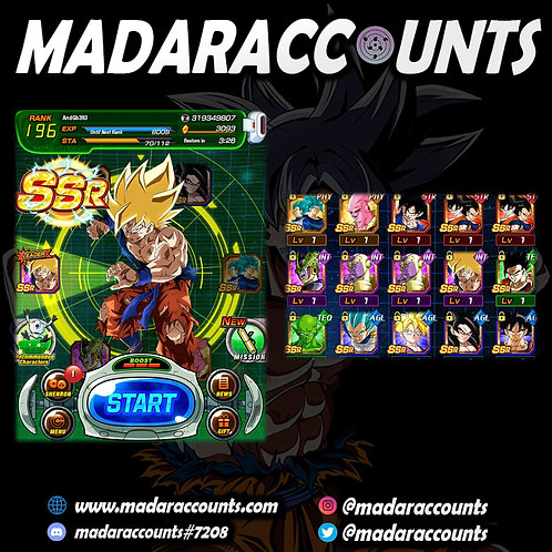Android/Global: Legendary Account #393