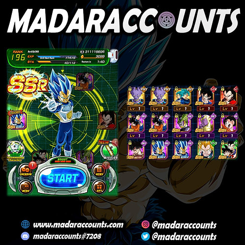 Android/Global: Legendary Account #368