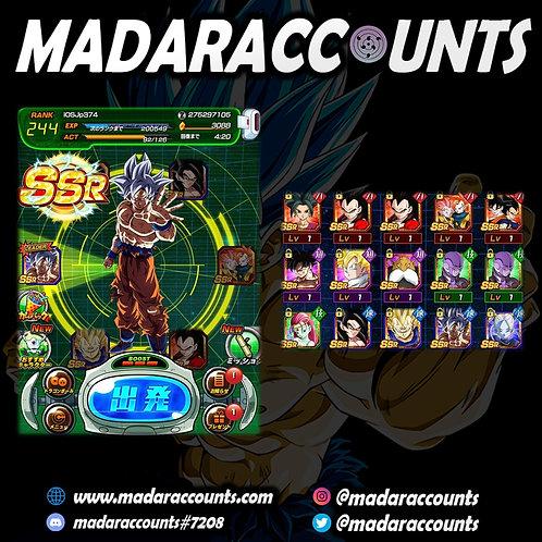 iOS/JP: Legendary Account #374