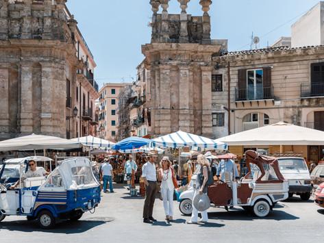 The Three C's of Sicily