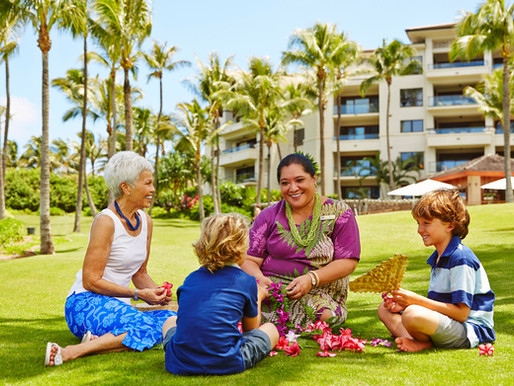 Family Discovery: the Spirit of Aloha