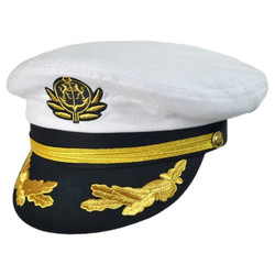 Captain's Hat for Photos