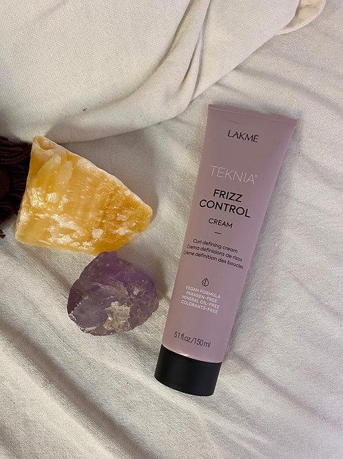 Teknia frizz control cream