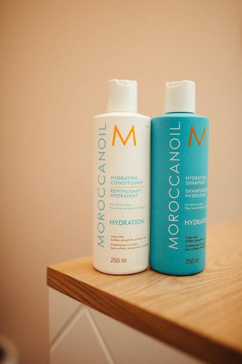 Moroccan Oil - Shampoo - 250ml