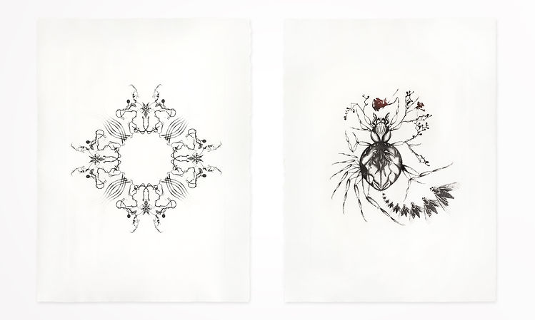 Gabriele Gutwirth Artist, 'Connected', 'Law of Attraction', 'Ways'