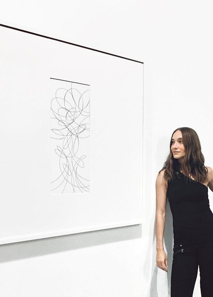 Gabriele Gutwirth, 'Courage', Laundromat Art Space, Miami, 2019 – © 2021 Gabriele Gutwirth