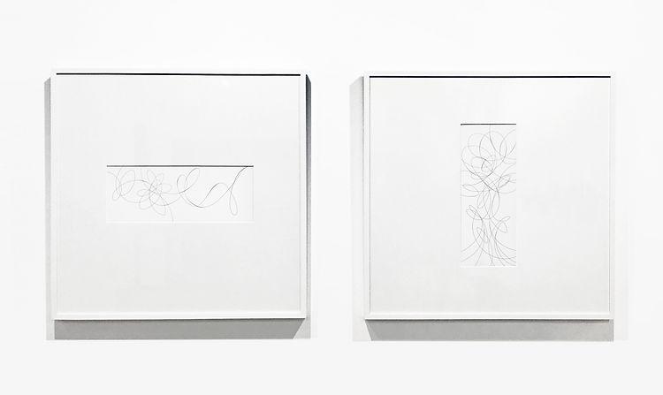 'Courage I and II', Gabriele Gutwirth