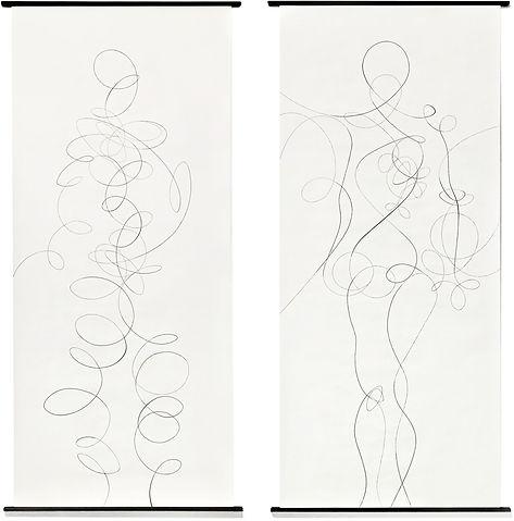 Gabriele Gutwirth Artist Designer Ink Drawing