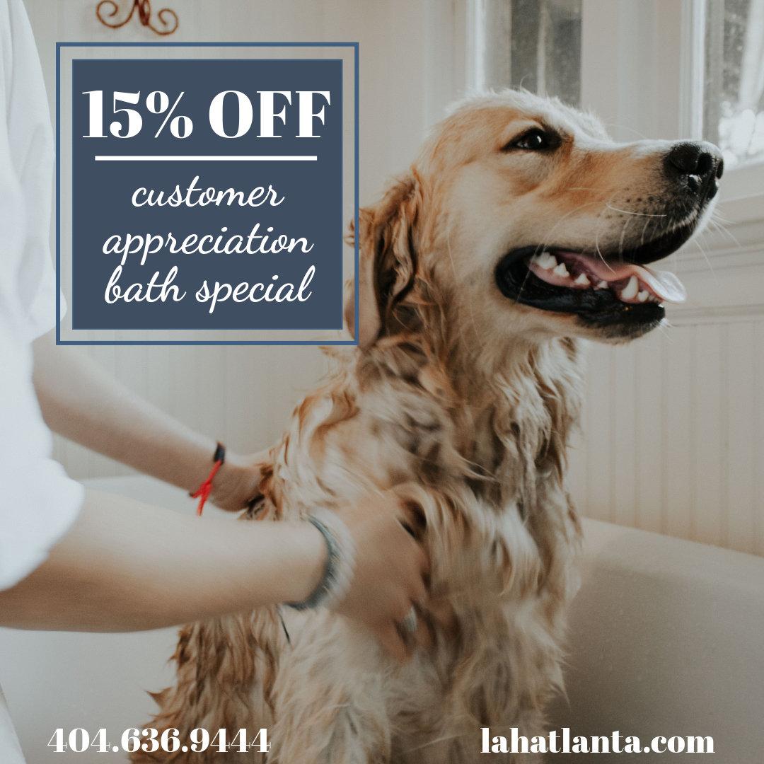 Customer Appreciation Wednesday's
