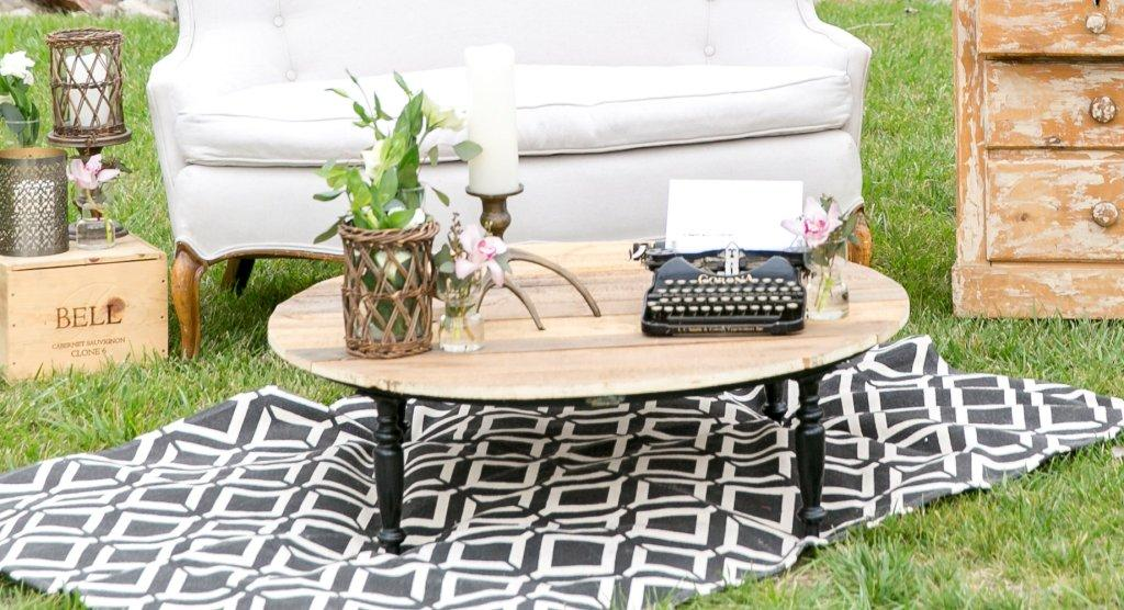 Brooklyn Pallet Wood Coffee Table