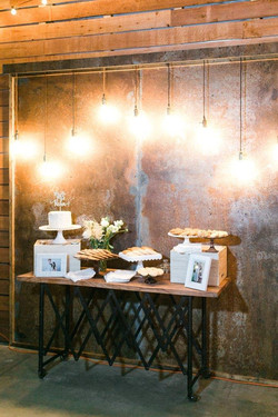 Urban Wood Console Table